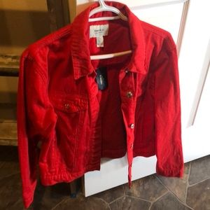 Forever 21 Never worn brand new jean jacket